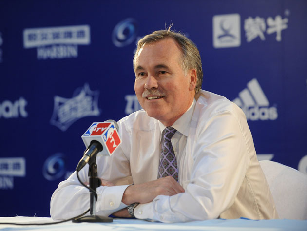 Mike D'Antoni's explanation for picking the Lakers to average 1…