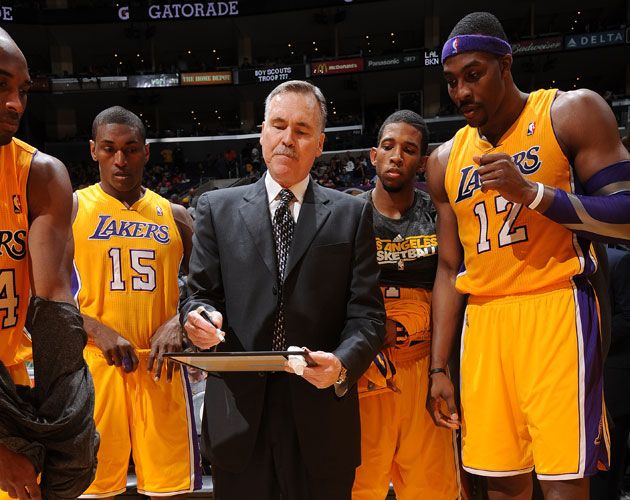 Mike D'Antoni's debut is a winning one, but the Los Angeles Lak…