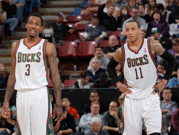 The Milwaukee Bucks? Gone till November