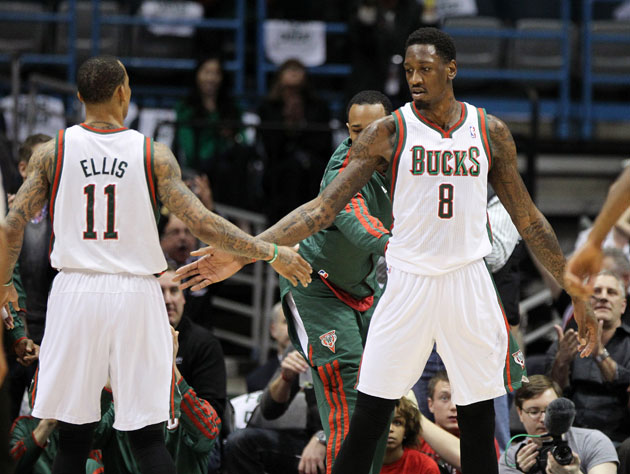 Monta Ellis and Larry Sanders had to be reportedly separated fr…