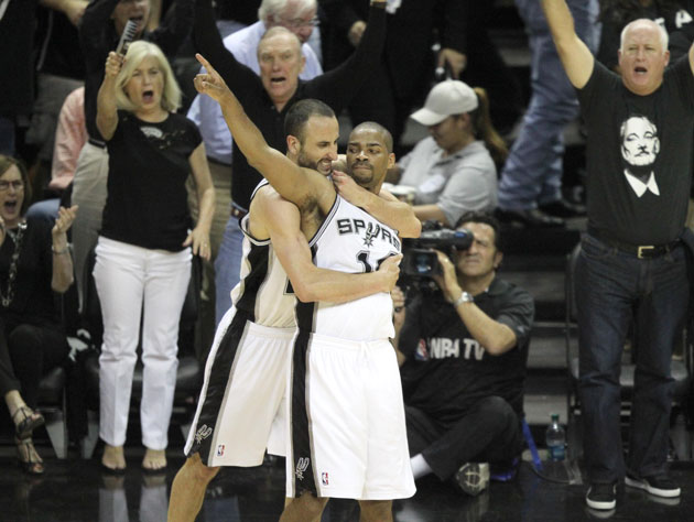 San Antonio demolishes the Miami Heat in Game 3, taking a 2-1 N…