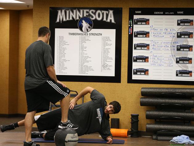 Ball Don't Lie's 2012-13 NBA Season Previews: The Minnesota Tim…