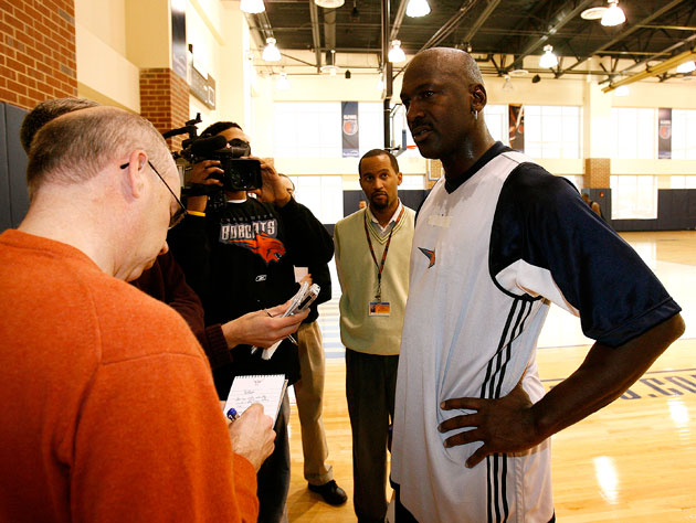 Michael Jordan could part with $1.5 million following an invest…
