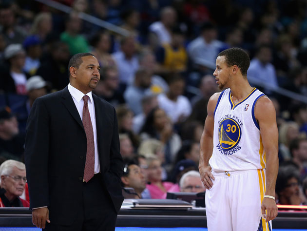 Mark Jackson rightfully sits an injured Stephen Curry, says he …