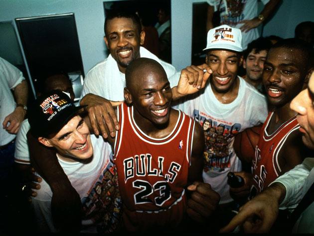 The Top 50 Michael Jordan Moments: 10-1