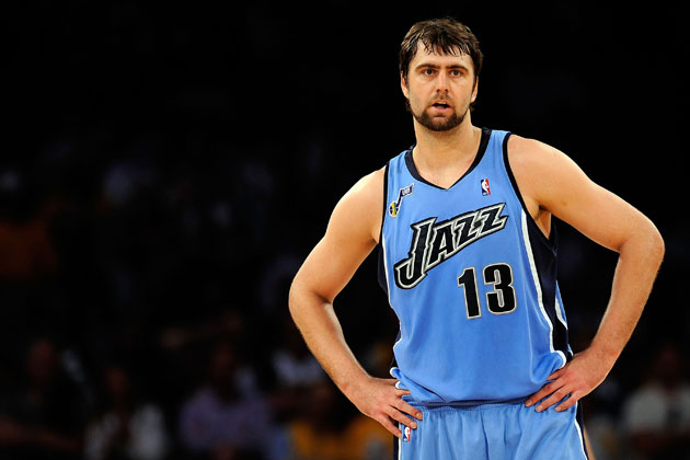 Mehmet Okur has retired from pro basketball
