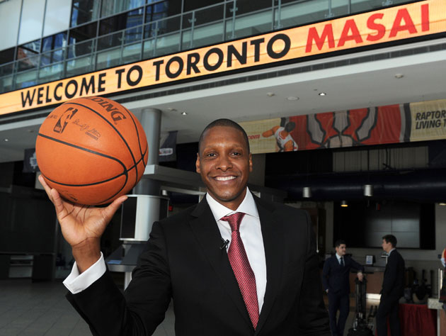 With Bryan Colangelo gone, Raptors GM Masai Ujiri has a whole l…