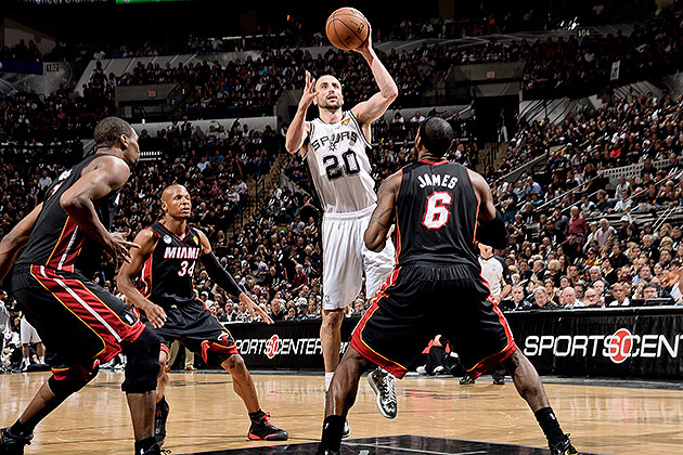 3 keys to the 21-2 run that gave the Spurs a huge Game 5 win ov…