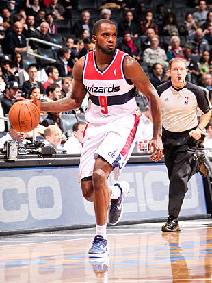 Martell Webster calls Wizards' Wednesday