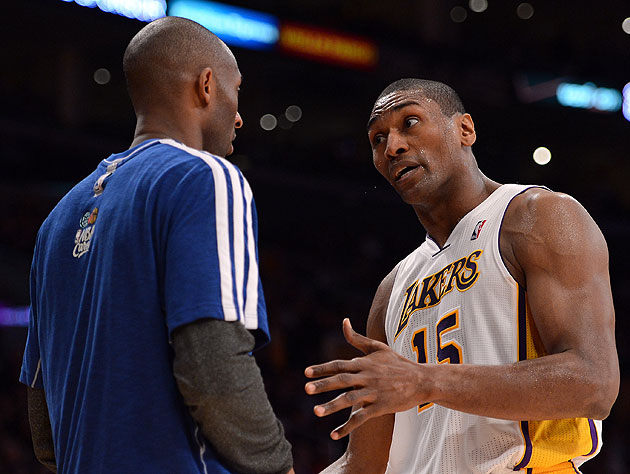 Finally, a poem made from Metta World Peace's postgame quotes