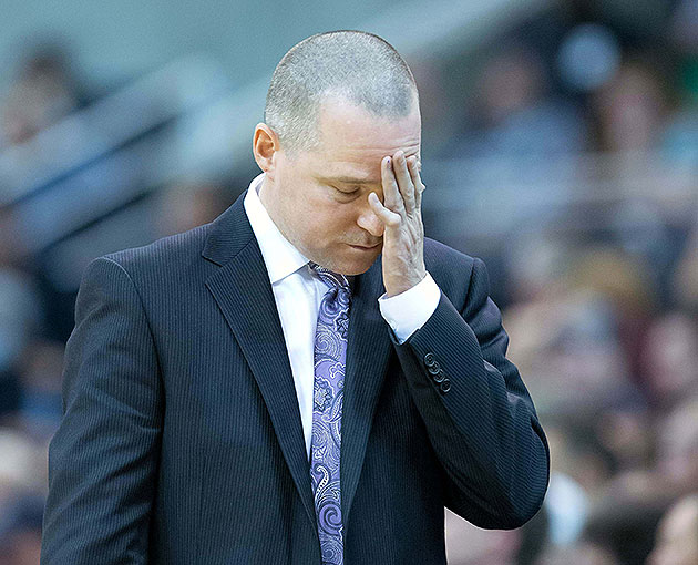 Kings coach Michael Malone after 'embarrassing' loss: 'We're a …