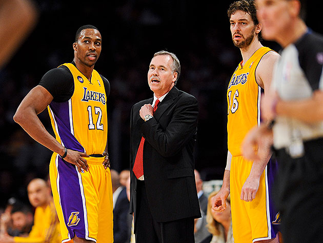 D'Antoni on Lakers emphasizing Dwight over Pau: 'If you were ju…