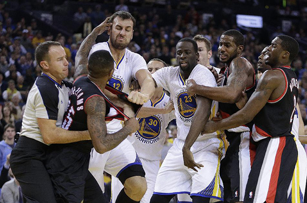 Andrew Bogut, Mo Williams suspended 1 game, 3 others fined for …