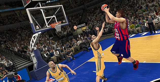 'NBA 2K14′ will feature 14 Euroleague teams, which is a neat fi…