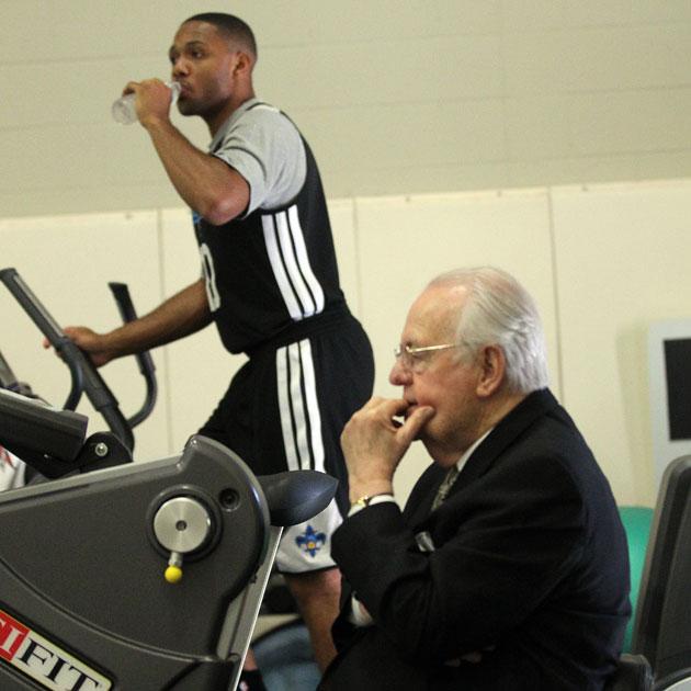 Ball Don't Lie's 2012-13 NBA Season Previews: The New Orleans H…