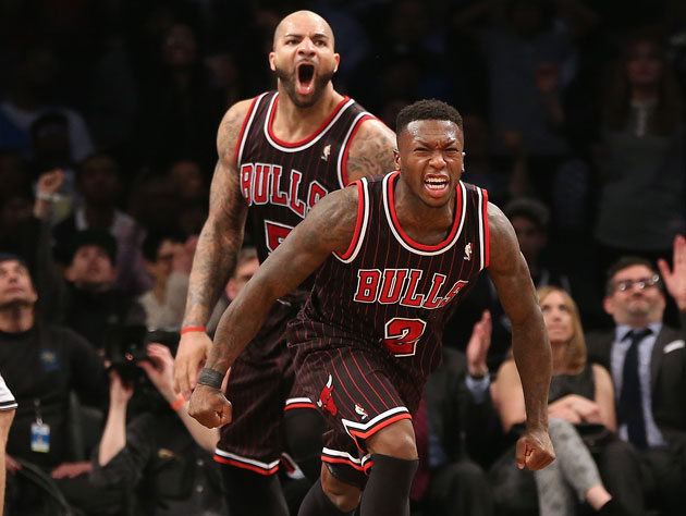 Nate Robinson caps brilliant Bulls comeback with game-winning f…