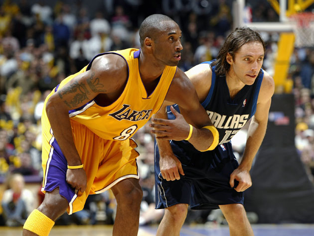 Putting Steve Nash in a Los Angeles Lakers uniform will be the …