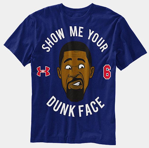 DeAndre Jordan's post-Brandon Knight dunk face is a T-shirt now