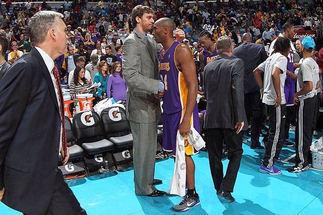 Lakers reportedly turn down Pau Gasol trade offers from Raptors…
