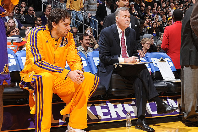 Pau Gasol: 'It's a possibility' I'll ask for trade if D'Antoni,…