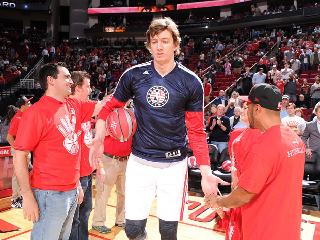 Omer Asik wants to be traded away from Houston, which could be …
