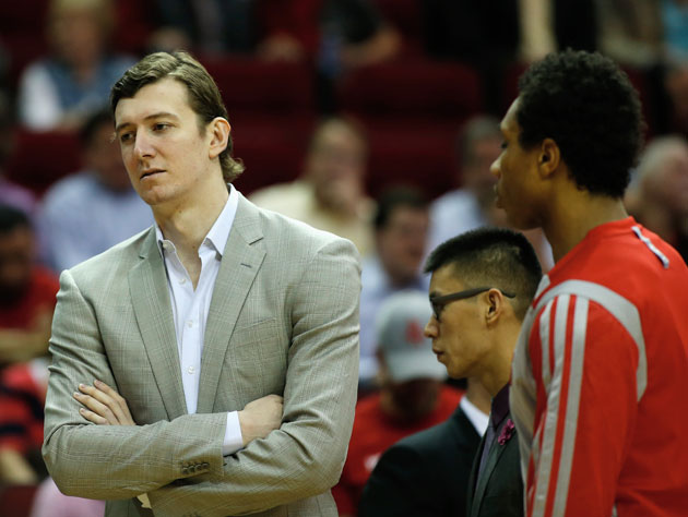Houston Rockets not trading Omer Asik right now