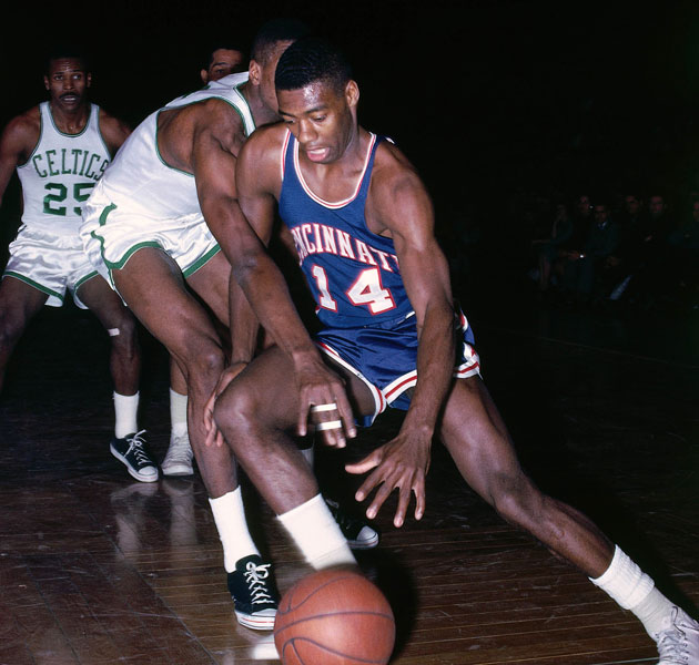Oscar Robertson is auctioning off his 1964 MVP trophy, an award…