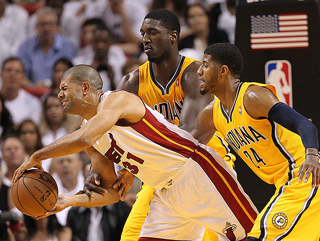 Shane Battier puts a pretty disgusting spin on his Game 7 bench…