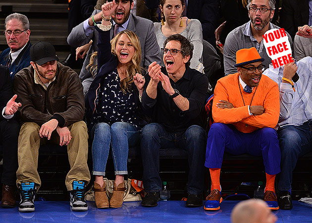 For just $10,000, you can sit next to Spike Lee courtside at a …