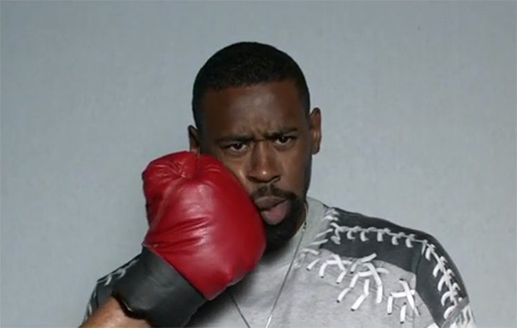 Here's DeAndre Jordan being punched in the face in super slow m…