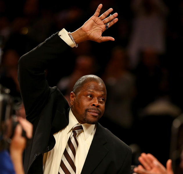 Patrick Ewing will make his head coaching debut in Charlotte ag…