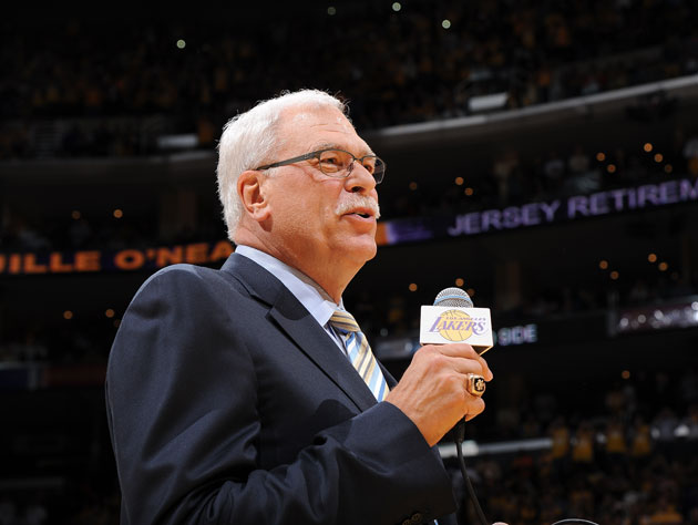 Phil Jackson reportedly could receive an offer from the Toronto…