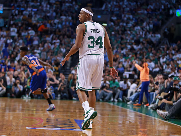 Paul Pierce reportedly expects that the Boston Celtics will eit…