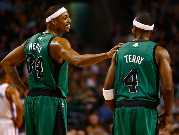 Jason Terry takes a shot at Ray Allen, lauds Paul Pierce's 'wil…