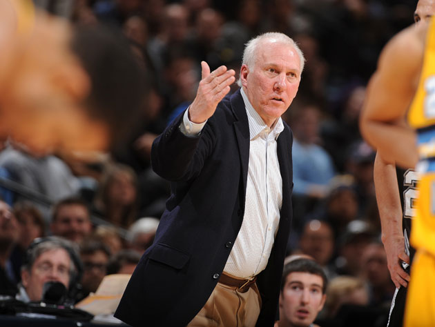 Gregg Popovich: Spurs intentionally fouled JaVale McGee because…