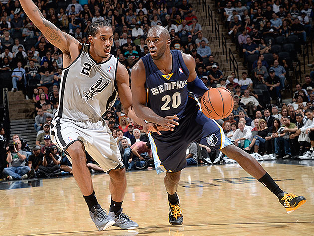 Reports: Quincy Pondexter, Grizzlies agree to four-year, $14 mi…