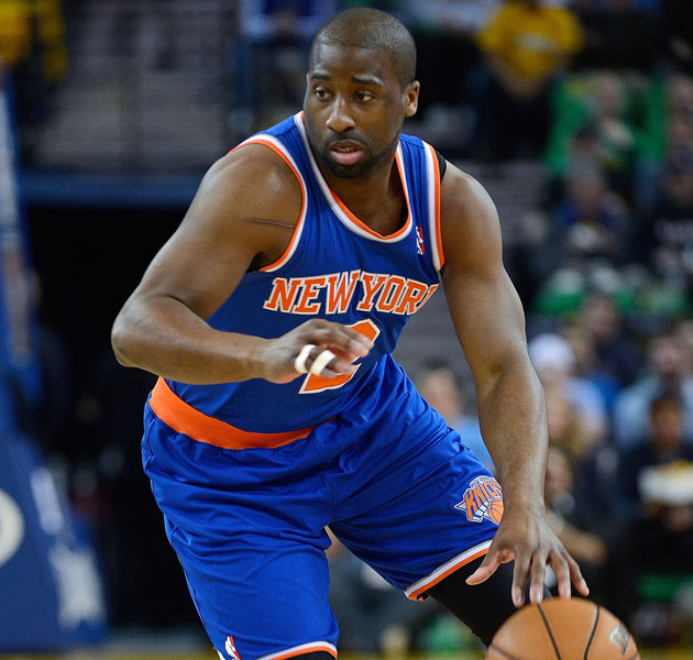 Raymond Felton is making a fabulously passive/aggressive return…