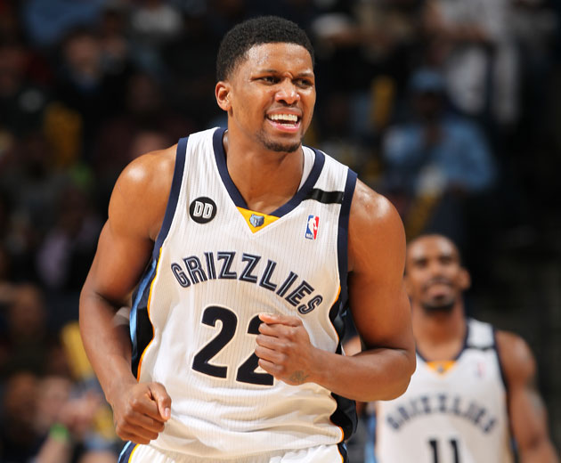 Rudy Gay's most recent rumored trade destination is Washington