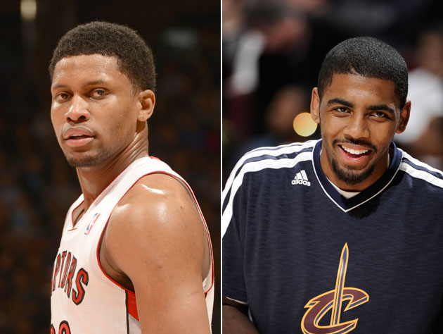 Kyrie Irving and Rudy Gay, currently injured, are mulling a ret…
