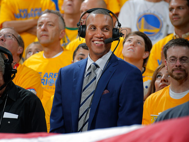 Reggie Miller talks up a potential front office job with Indian…