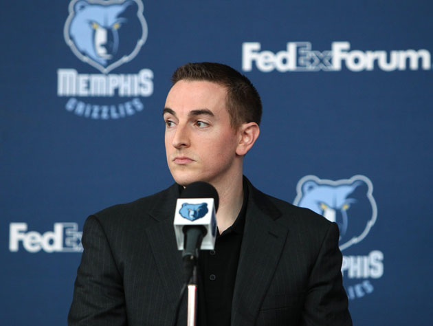 Owner: New-look Grizzlies built for playoff run