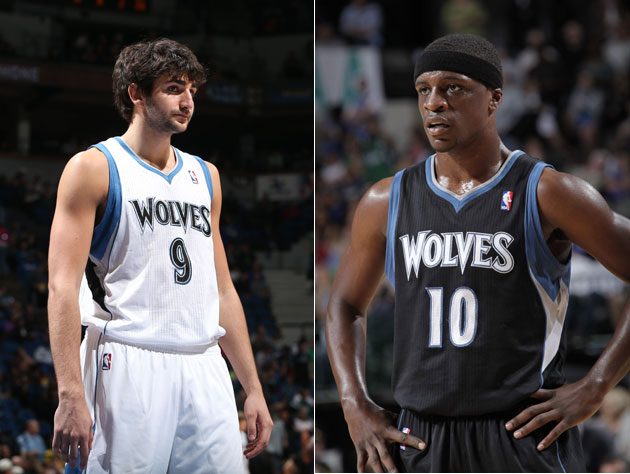 Ex-Timberwolves GM David Kahn reportedly thought Ricky Rubio an…