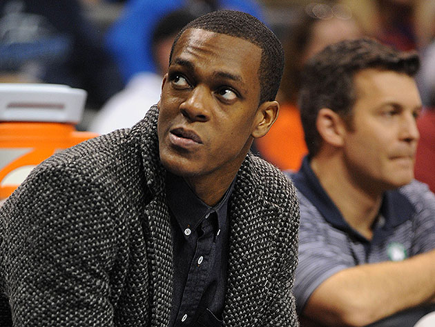 Rajon Rondo tweets hint that his return to Celtics could come F…