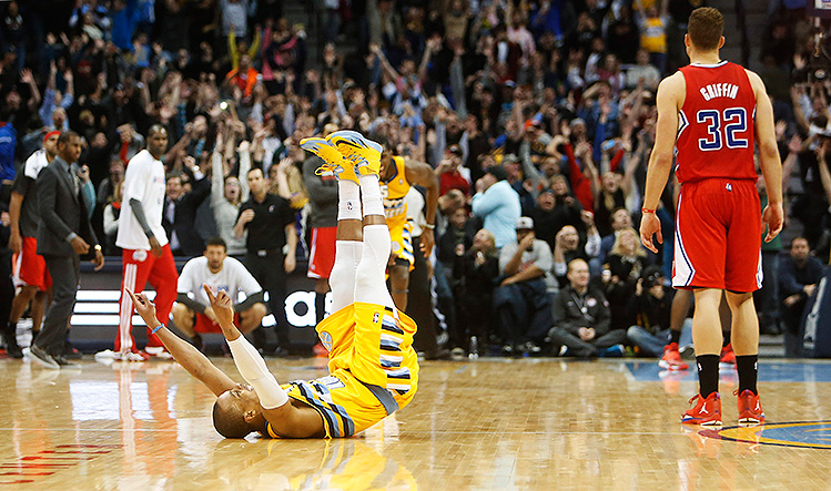 Nuggets' Randy Foye hits deep game-winning 3-pointer to beat Cl…