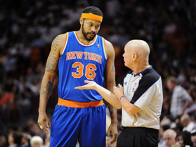 Rasheed Wallace retires again, won't play for Knicks during pla…