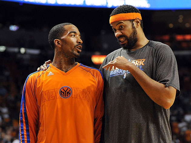 Create-a-Caption: Rasheed Wallace warns J.R. Smith about the da…