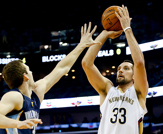 Pelicans' Ryan Anderson out indefinitely with herniated disk af…