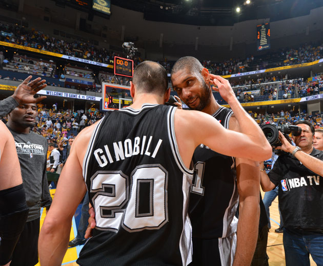San Antonio earns its revenge against the Grizzlies, heads to t…