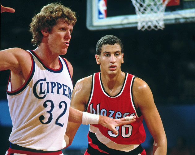 Sam Bowie reveals that he lied to Portland about feeling leg pa…