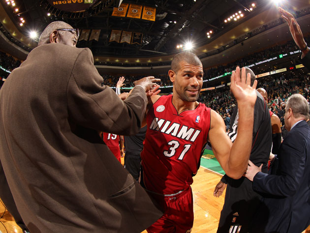 Shane Battier just can't seem to stop winning basketball games